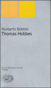 Thomas Hobbes - Norberto Bobbio - copertina