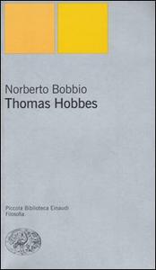 Libro Thomas Hobbes Norberto Bobbio