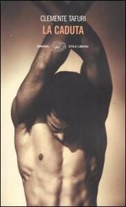 La caduta - Clemente Tafuri - copertina