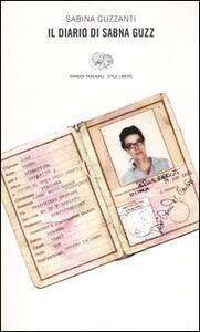 Il diario di Sabna Guzz - Sabina Guzzanti - copertina