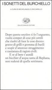 I sonetti del Burchiello - Burchiello - copertina