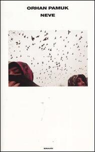 Neve - Orhan Pamuk - copertina