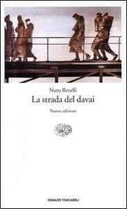 La strada del davai - Nuto Revelli - copertina