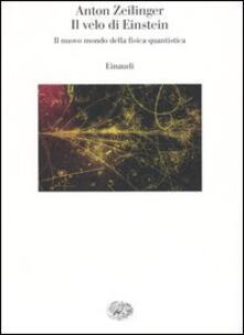 Ipabsantonioabatetrino.it Il velo di Einstein. Il nuovo mondo della fisica quantistica Image