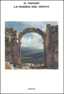 Libro La rabbia del vento S. Yizhar