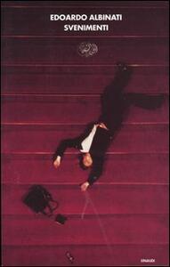 Svenimenti - Edoardo Albinati - copertina