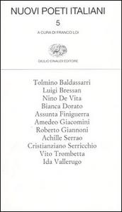 Libro Nuovi poeti italiani. Vol. 5