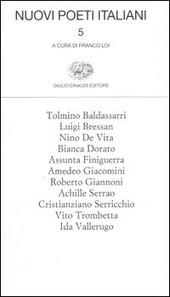 Nuovi poeti italiani. Vol. 5
