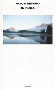 In fuga - Alice Munro - copertina