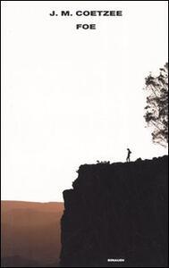 Foe - J. M. Coetzee - copertina