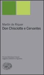 Don Chisciotte e Cervantes