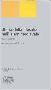 Storia della filosofia nell'Islam medievale. Vol. 2 - copertina
