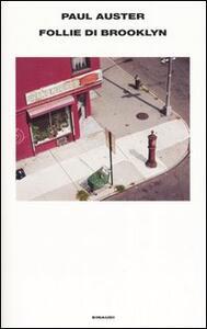 Follie di Brooklyn - Paul Auster - copertina