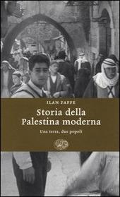 Copertina  Storia della Palestina moderna : una terra, due popoli