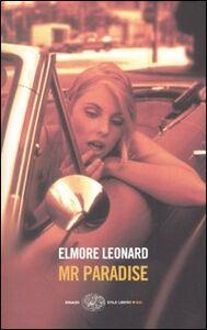 Libro Mr Paradise Elmore Leonard
