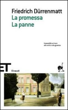 La promessa-La panne - Friedrich Dürrenmatt - copertina