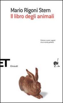 Il libro degli animali - Mario Rigoni Stern - copertina
