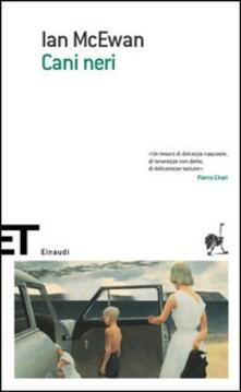 Cani neri - Ian McEwan - copertina