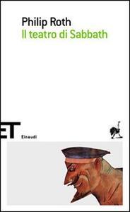 Il teatro di Sabbath - Philip Roth - copertina
