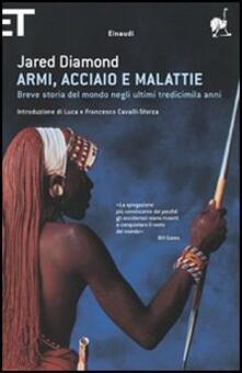 Voluntariadobaleares2014.es Armi, acciaio e malattie. Breve storia del mondo negli ultimi tredicimila anni Image
