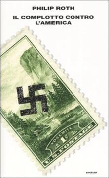 Il complotto contro l'America - Philip Roth - copertina