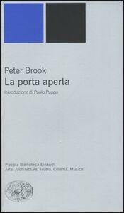 Libro La porta aperta Peter Brook