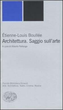 Architettura. Saggio sullarte.pdf