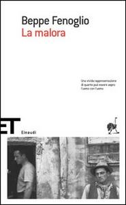 Libro La malora Beppe Fenoglio