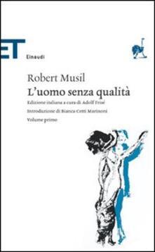 L' uomo senza qualità - Robert Musil - copertina