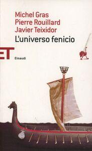 Foto Cover di L' universo fenicio, Libro di AA.VV edito da Einaudi