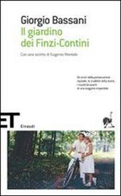 Il giardino dei finzi contini bassani giorgio libro einaudi einaudi tascabili scrittori - Il giardino dei finzi contini libro ...