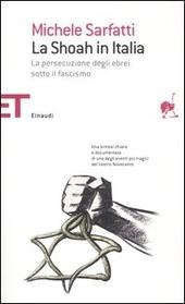 Copertina  La Shoah in Italia : la persecuzione degli ebrei sotto il fascismo