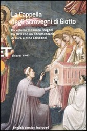 Copertina  Gli affreschi della Cappella Scrovegni a Padova