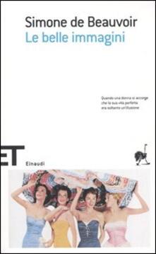 Le belle immagini - Simone de Beauvoir - copertina