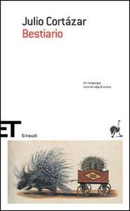 Bestiario - Julio Cortázar - copertina