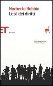 L' età dei diritti - Norberto Bobbio - copertina