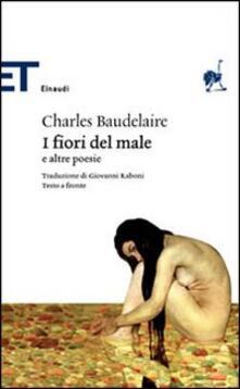 I fiori del male - Charles Baudelaire - copertina