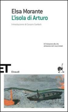 L' isola di Arturo - Elsa Morante - copertina