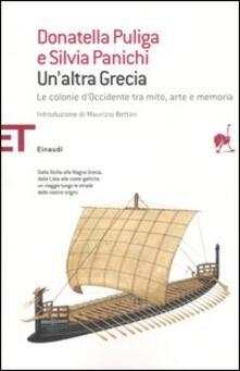 Amatigota.it Un' altra Grecia. Le colonie d'Occidente tra mito, arte e memoria Image