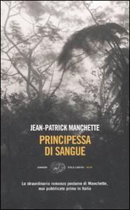 Libro Principessa di sangue Jean-Patrick Manchette