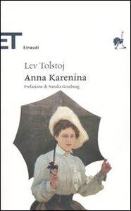 Foto Cover di Anna Karenina, Libro di Lev Tolstoj, edito da Einaudi