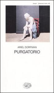 Purgatorio - Ariel Dorfman - copertina