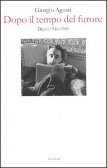 Radiospeed.it Dopo il tempo del furore. Diario 1946-1988 Image