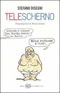 Libro Telescherno Stefano Disegni