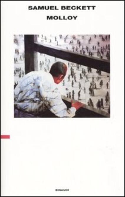 Molloy - Samuel Beckett - copertina