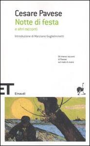 Notte di festa e altri racconti - Cesare Pavese - copertina