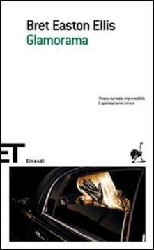 Glamorama - Bret Easton Ellis - copertina