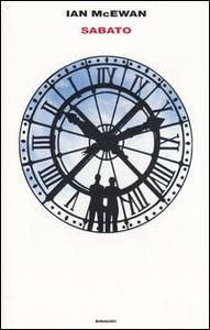 Libro Sabato Ian McEwan