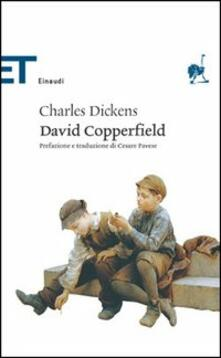 David Copperfield - Charles Dickens - copertina