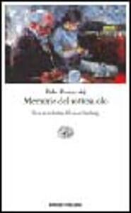 Memorie del sottosuolo - Fëdor Dostoevskij - copertina